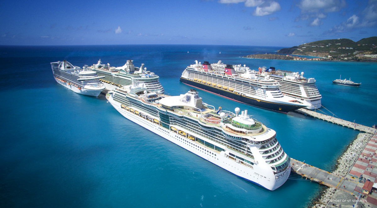 Port St Maarten Media - Philipsburg st maarten cruise ship schedule